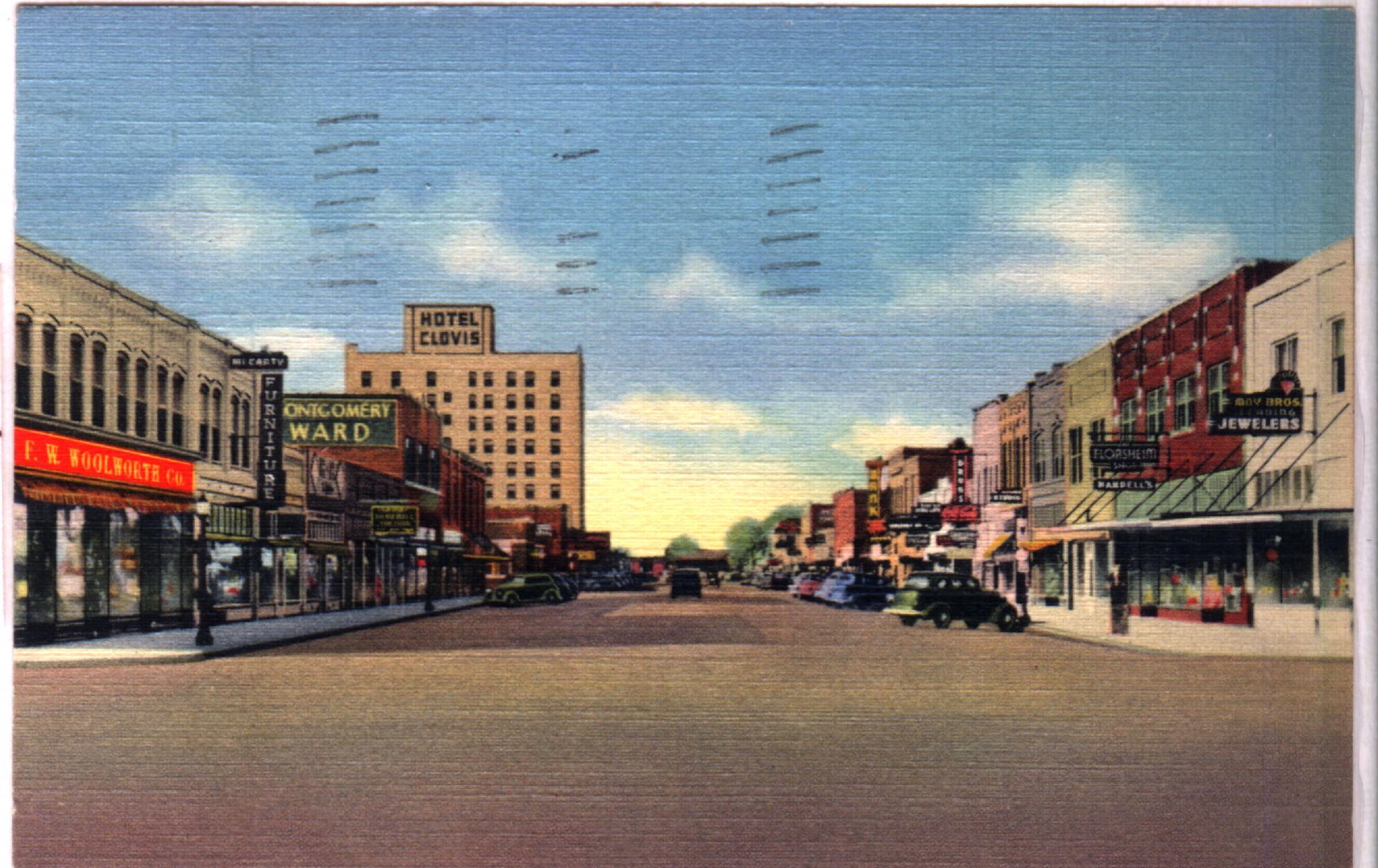 Main Street 1941