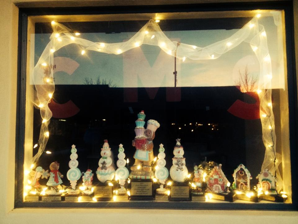 christmas trophies